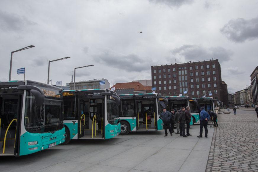 7f3a76f368c Taavi Aas: tulevikus peaks Tallinna ühistransport olema tasuta kõigile