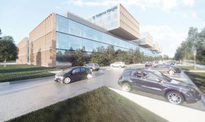5357fe16370 Lasnamäe tervisekeskusest saab Tallinna Haigla meditsiinilinnaku esimene osa