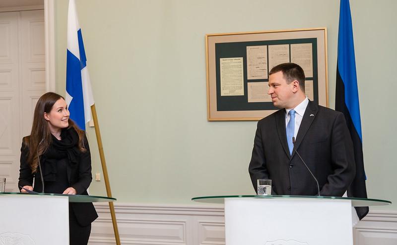 Ratas: Eesti ja Soome sõprus on aegumatu väärtus