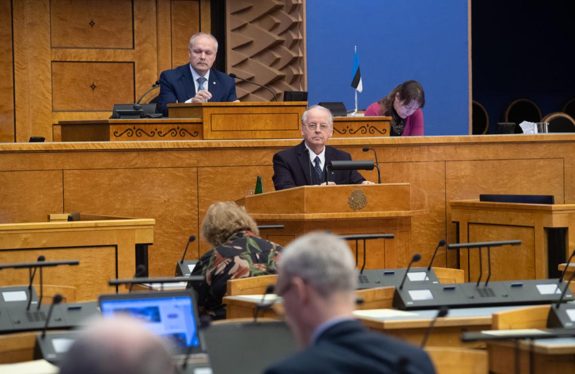Enn Eesmaa: Eesti on ennenägematult kõrgel välispoliitilisel orbiidil